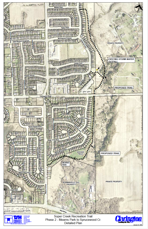 Soper Creek Trail Extension